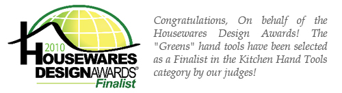 Housewares Award Finalist